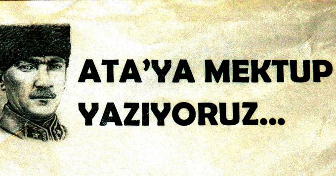 Ahmet Şimşekli öğrenciler Ata'ya mektup yazacaklar