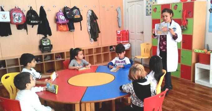 Ahmet Şimşek Kolejinde geleceğin sanatçıları yetişiyor