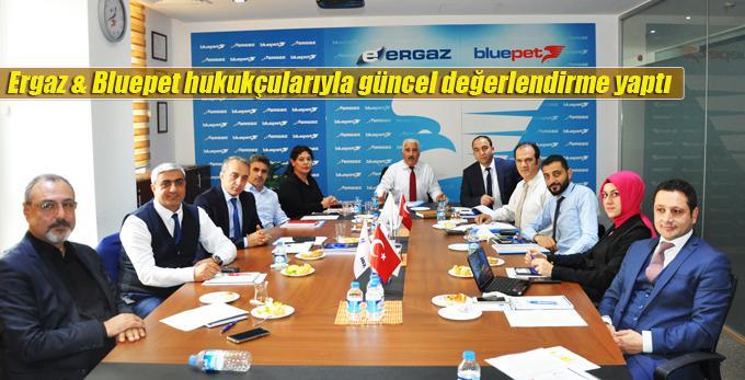 Ergaz & Bluepet hukukçularıyla güncel değerlendirme yaptı