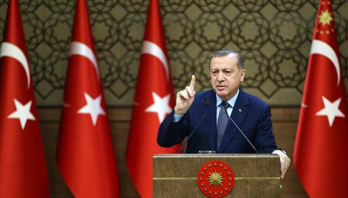 Cumhurbaşkanı'ndan terör örgütlerine karşı milli seferberlik ilanı