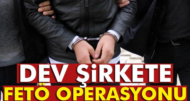 Dumankaya Holding'e FETÖ operasyonu: 4 Gözaltı