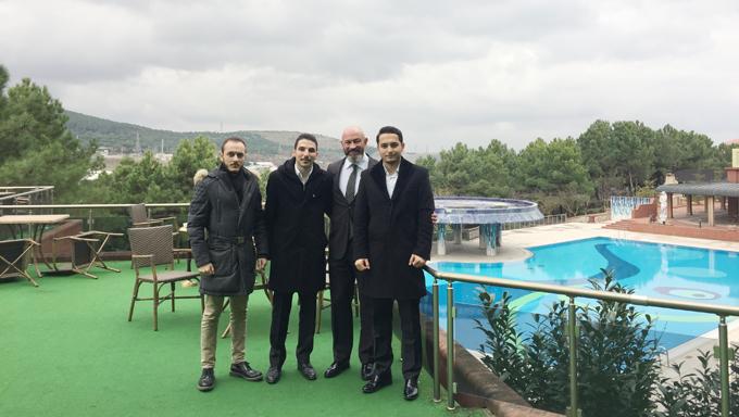 Maltepe Üniversitesi Avrasya Kulübü, Emekli Deniz Kurmay Albay Ali Türkşen'i ağırladı.