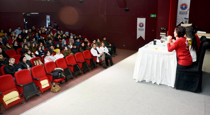 Belediyeden bağımlılıkla mücadele semineri