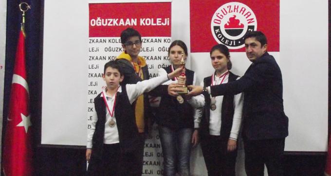 Yakacık Balkanlar Koleji Satrançta iddialı