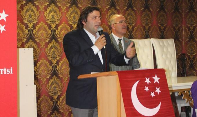Gürlü: Mavi Marmara onurumuzdur