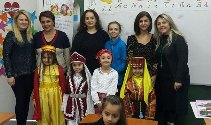 Ahmet Şimşek'te memleket şenliği…