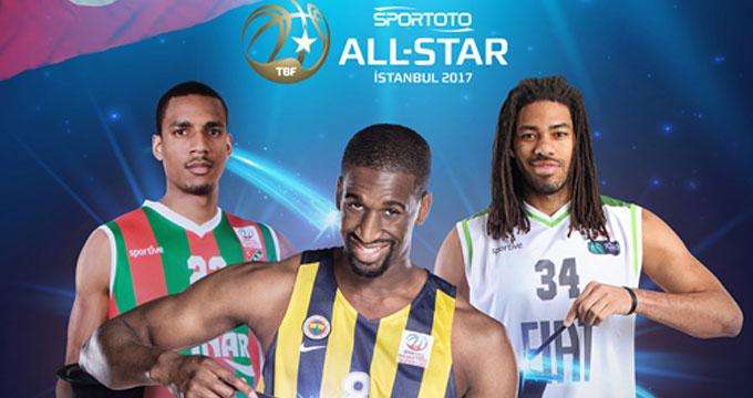 ALL STAR Hidayet Türkoğlu önderliğinde başlıyor