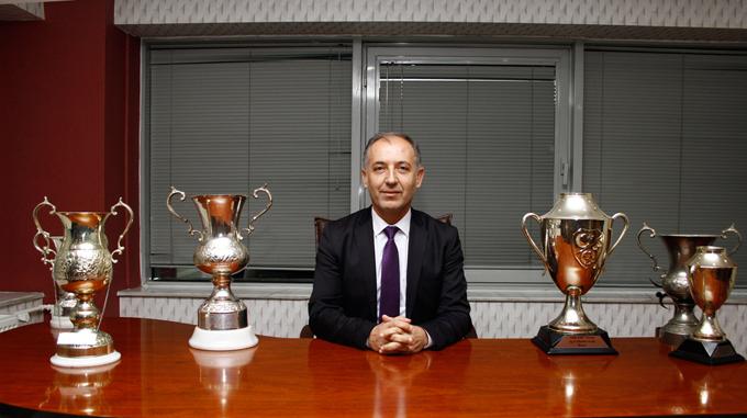 Kartalspor Başkanı Ali Apaydın yeni yıl mesajı