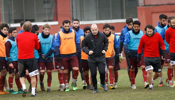 Kartalspor'umuzun kamp ve maç programları belli oldu