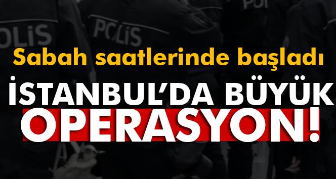 İstanbul Kartal'da FETÖ operasyonu