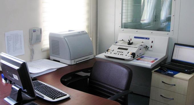 Meslek Hastalıkları Hastanesi Odyoloji Laboratuvarı faaliyete geçti