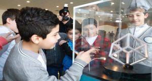Harika Matematik Sergisi Sultangazi'de çocukları bekliyor