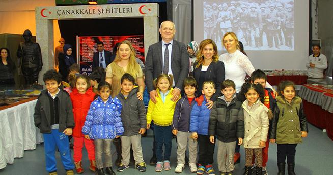 Kreş Öğrencileri Çanakkale Savaş Malzemeleri Müzesi'ni Gezdi