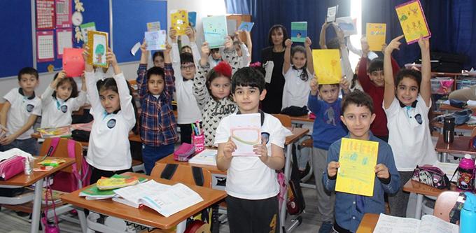 Ahmet Şimşek Koleji'nde geleceğin yazarları yetişiyor