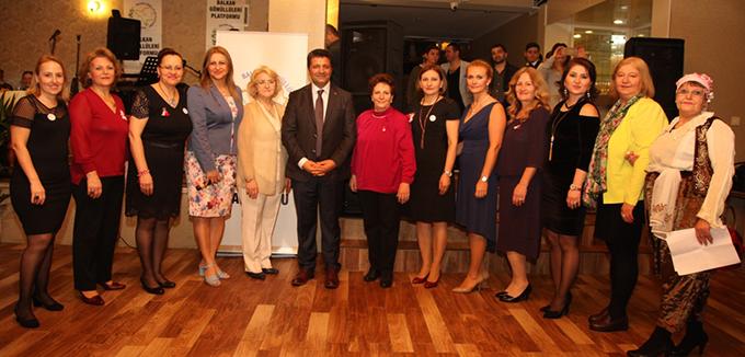 Balkan Gönüllüleri Platformu 8 Mart Dünya Kadınlar Gününü Kutladı