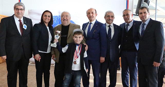 Eryetiş Ve Balkanlar Eğitim Kurumları 1.Mavi Çınar Satranç Turnuvası