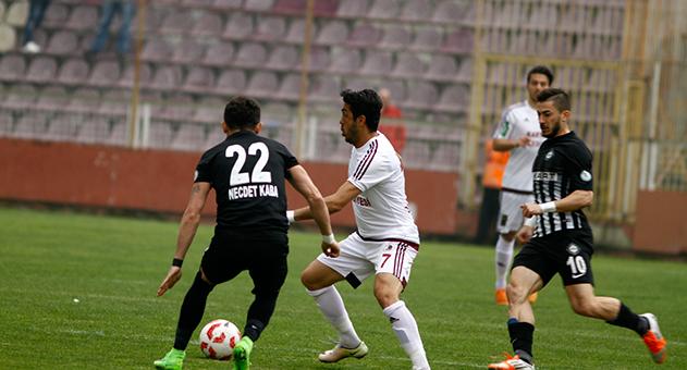 Kartalspor 0-1 Altay