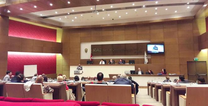 Kadıköy Belediye Meclisi CHP Grubu'nda silahlar konuştu mu?
