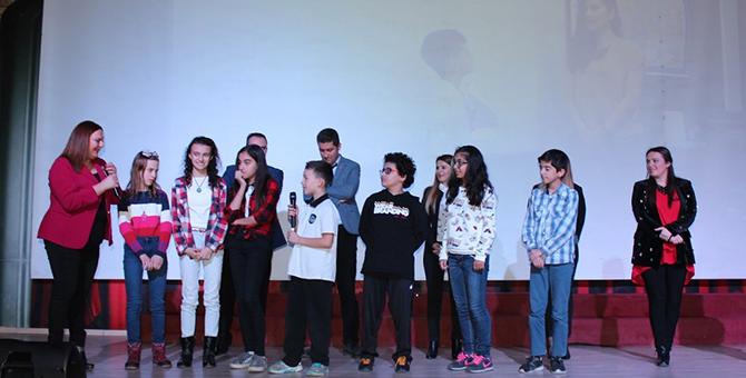 Ahmet Şimşek'te ilkokuldan ortaokula geçiş anlatıldı