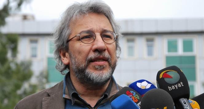 Gazeteci Can Dündar'a 2 yıl hapis istemi