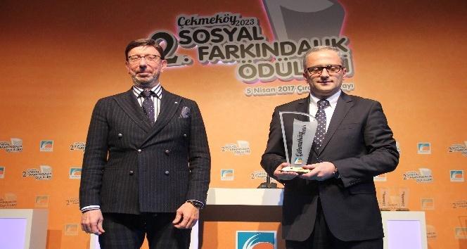 Çekmeköy2023 Sosyal Farkındalık Ödülleri Sahiplerini Buldu