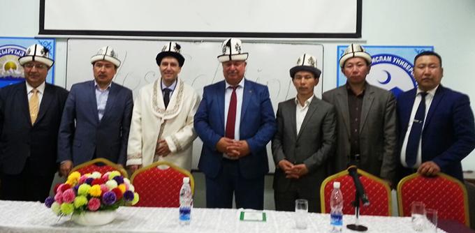 Erbakan Vakfı Genel Başkanı'nın Kırgızistan Ziyareti
