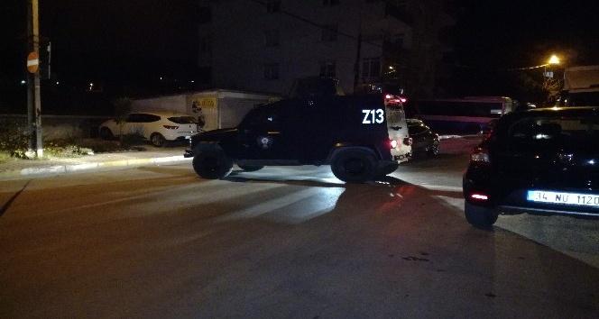 Maltepe'de polise silahlı saldırı