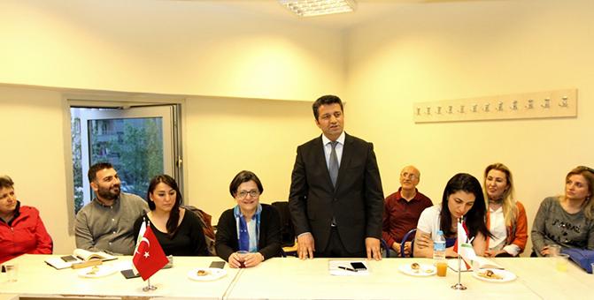 """""""Kartal Belediyesi'nin desteği ile gönüllülerin sayısı artıyor"""""""