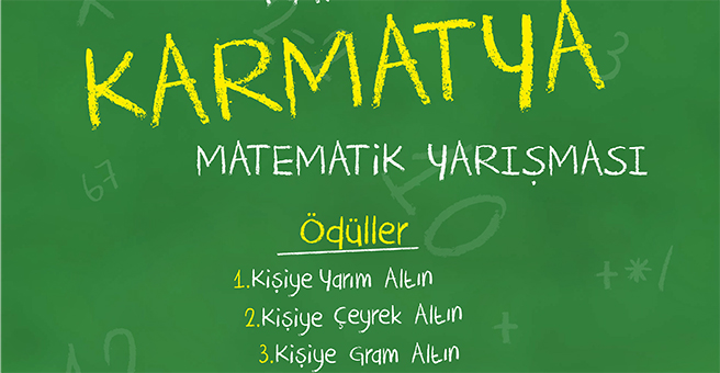 Kartal İlçe Milli Eğitim Müdürlüğü Matematik Yarışması düzenliyor
