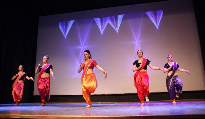 Dünya Dans Günü Kartal'da kutlandı.