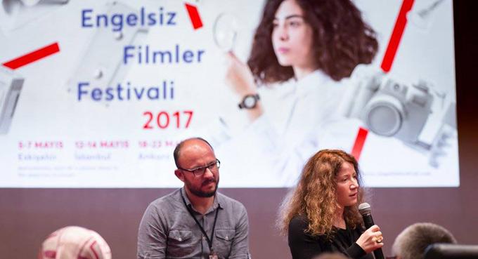 """Engelsiz Filmler Festivali'nde """"Mavi Bisiklet"""" ilgiyle karşılandı…"""
