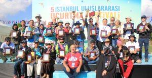 İstanbul 5. Uluslar arası Uçurtma Festivali sona erdi