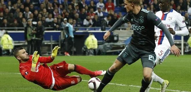 Manchester United ve Ajax UEFA Finalinde!