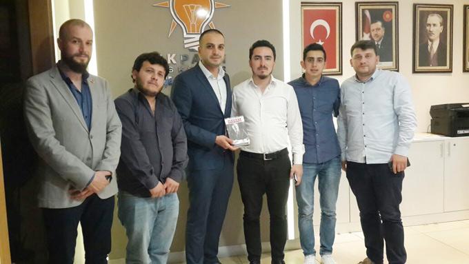 Üsküdar'da Saadetli gençler siyasette birlik adımı attılar