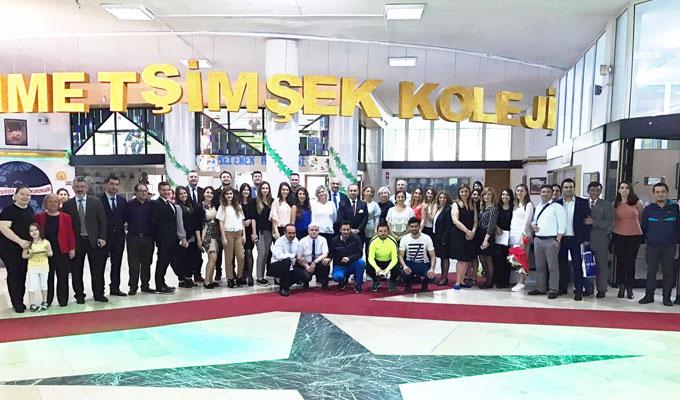 Ahmet Şimşek'te yaz dönemi çalışmaları tamamlandı