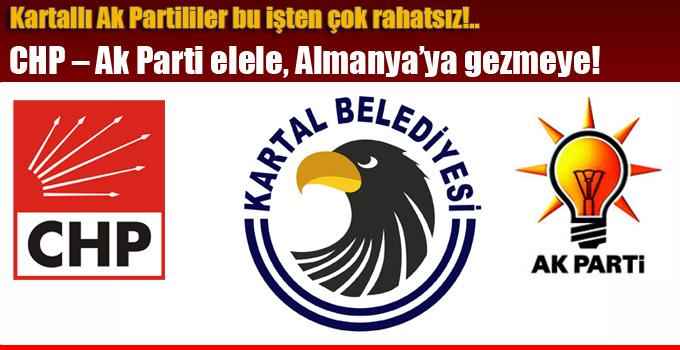 CHP'li Belediye Başkanından, Ak Partili İmar Komisyonu üyelerine Avrupa kıyağı!