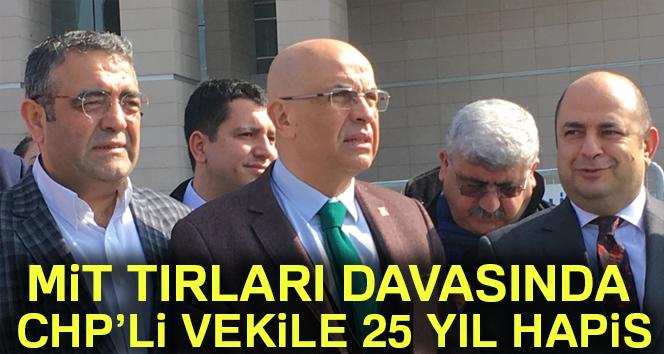 CHP'li milletvekili Enis Berberoğlu hakkında tutuklama kararı