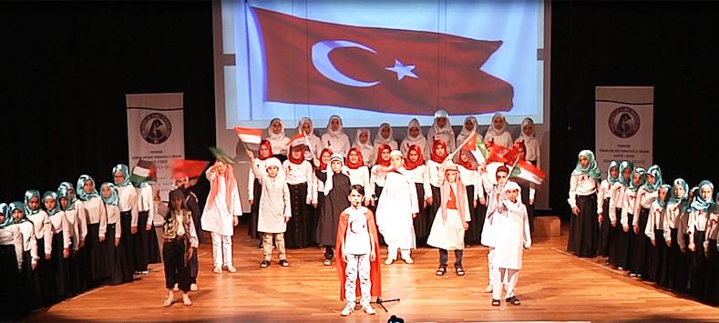 Pendik Esenler Anadolu Kız İmam Hatip Lisesi 1. Arapça Şenliği