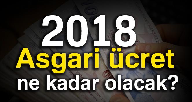 2018 asgari ücret zammı açıklaması