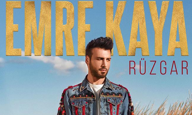Emre Kaya, şarkısı 'RÜZGAR'ı müzik severlerin beğenisine sunuyor