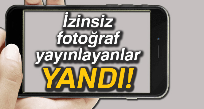 Yargıtay, izinsiz fotoğraf yayınlamayı suç saydı