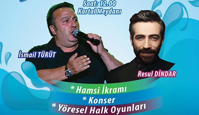 """Kartal Belediyesi, """"Hamsi Şenliği"""" ile Karadeniz'i Kartal'a taşıyor"""