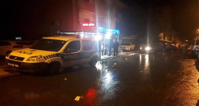 Maltepe'de bir tekel bayisine silahlı saldırı: 1 yaralı