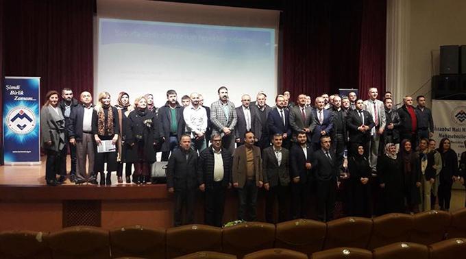 Pendik'de 'Asgari İşçilik Uygulamaları' semineri düzenlendi