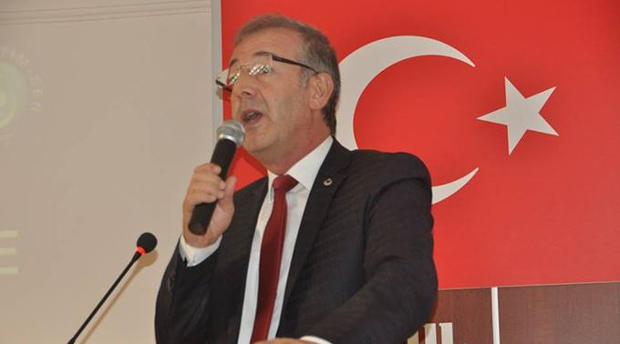 Genel Kurulda Şube Başkanı yeniden Halil İbrahim Çakmak seçildi