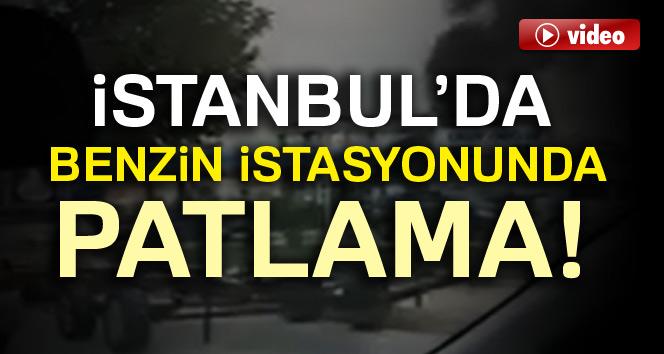 İstanbul Tuzla'da patlama meydana geldi