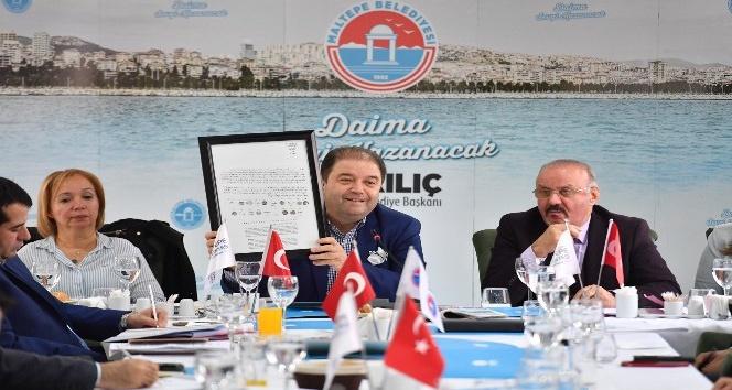 Maltepe Belediyesi'nin kuruluş belgesi ortaya çıktı