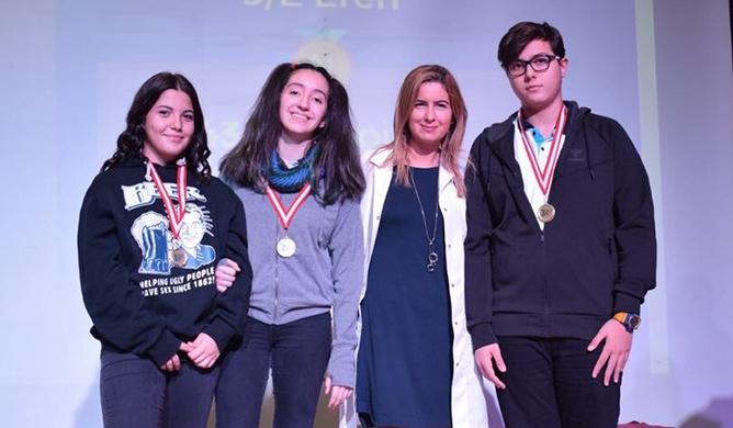 Ahmet Şimşek'te 9. Sınıflar arasında 'Kahoot' isimli yarışma düzenlendi