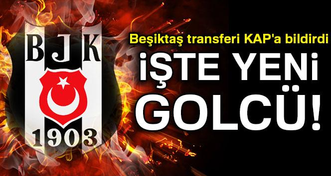 Beşiktaş, Vagner Love'ı resmen açıkladı