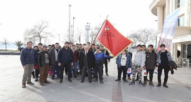 Beykoz'da 'Şehitlerin İzinde Sarıkamış' etkinlikleri düzenlendi